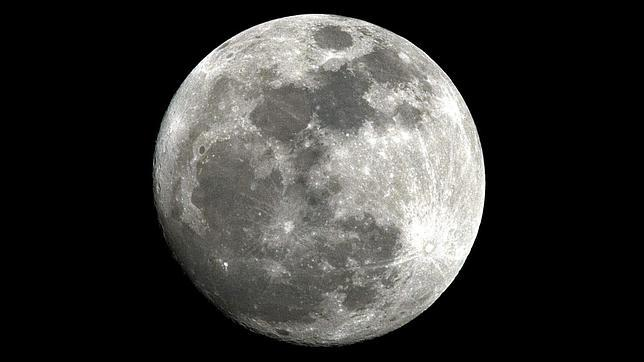 El increible fenómeno de la superluna de 2013