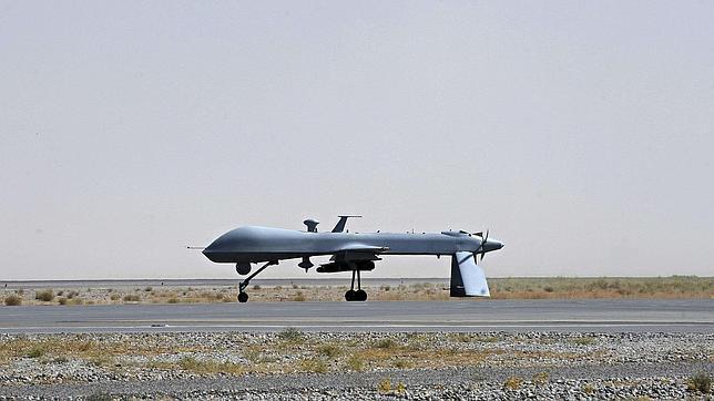En 2010, Estados Unidos empleó drones armados con misiles para combatir a las fuerzas de Gaddafi en Libia