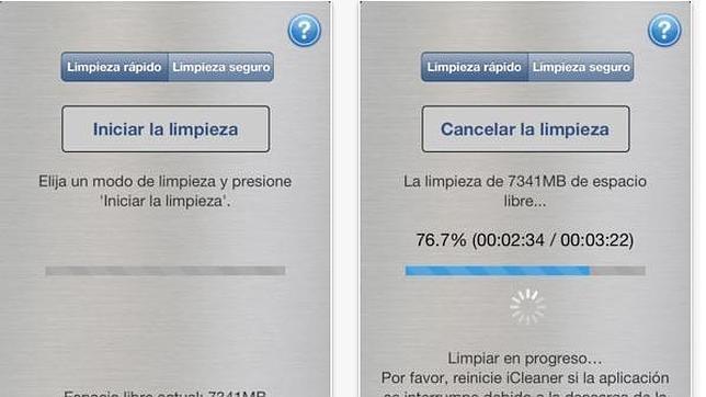 iCleaner, la aplicación para hacer limpieza de tu iPhone