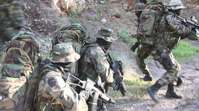 Objetivo «rescatar a los rehenes»: el mayor ejercicio de Operaciones Especiales en España