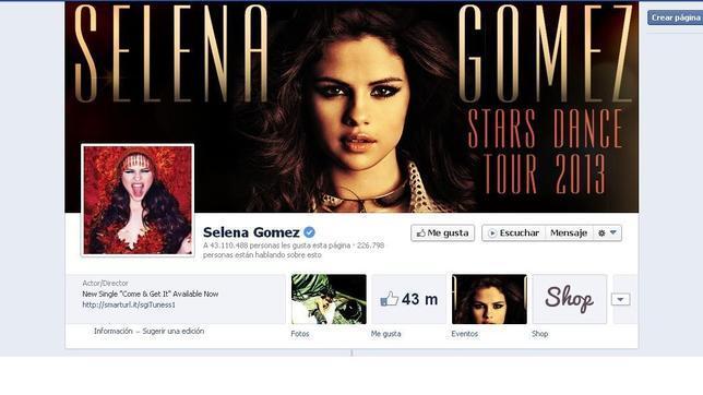 Facebook estrena sistema de verificación de famosos semejante al de Twitter