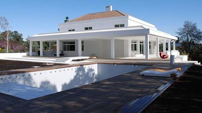 Las diez casas m s caras en venta de madrid for Las casas mas grandes y lujosas del mundo