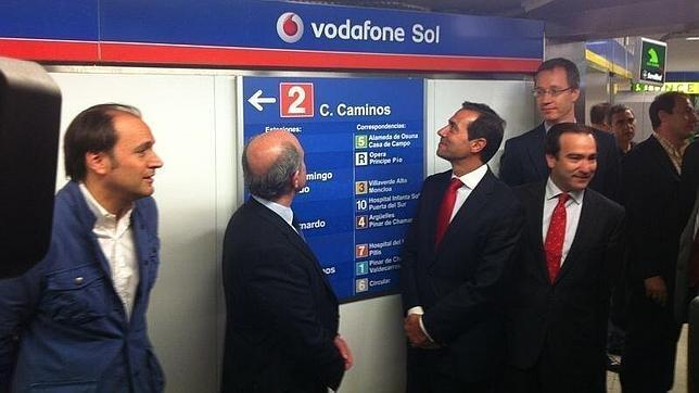 Próxima estación: «Vodafone Sol»