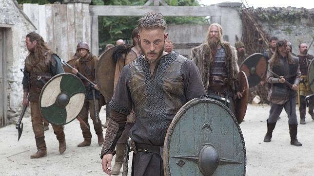 TNT estrena la serie «Vikingos»