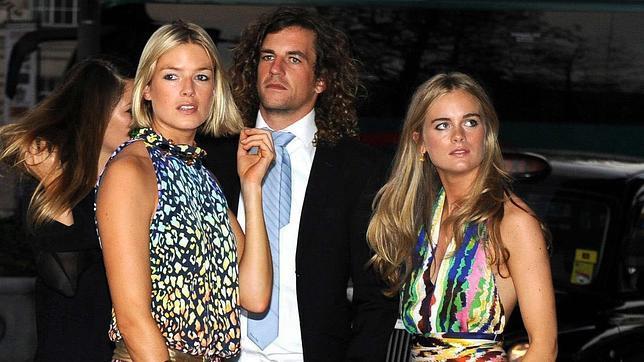 ¿Por qué se odian Catalina de Cambridge y Cressida Bonas, la novia del príncipe Enrique?