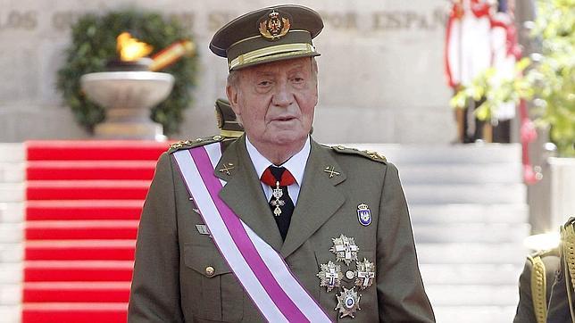 El Rey a las Fuerzas Armadas: «Los españoles nos sentimos muy orgullosos de vosotros»