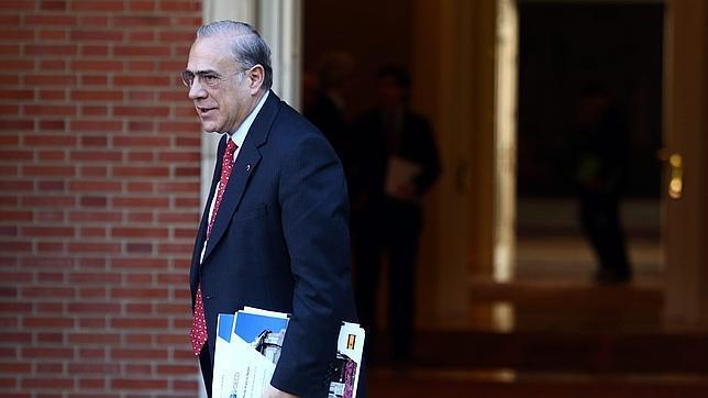 Ángel Gurría: «España ha mejorado mucho en un año por las reformas»