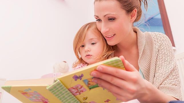 El vínculo que el niño establece desde la cuna con el libro nunca desaparece