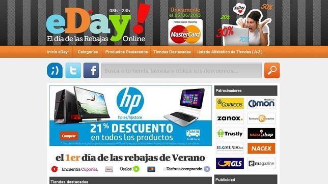 Estas son las empresas que se suman al Cybermonday en España