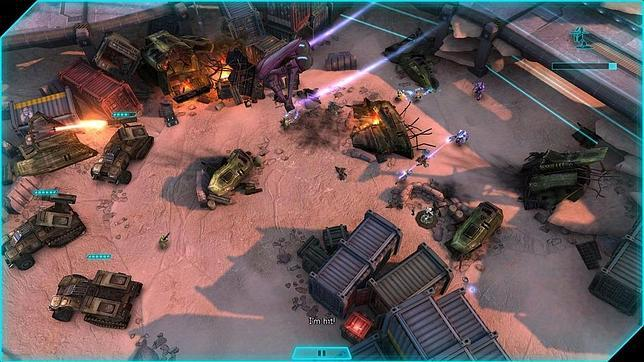 Halo Spartan Assault, entrega exclusiva para Windows Phone y Windows 8
