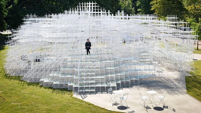 Sou Fujimoto Arquitecto presenta su obra maestra