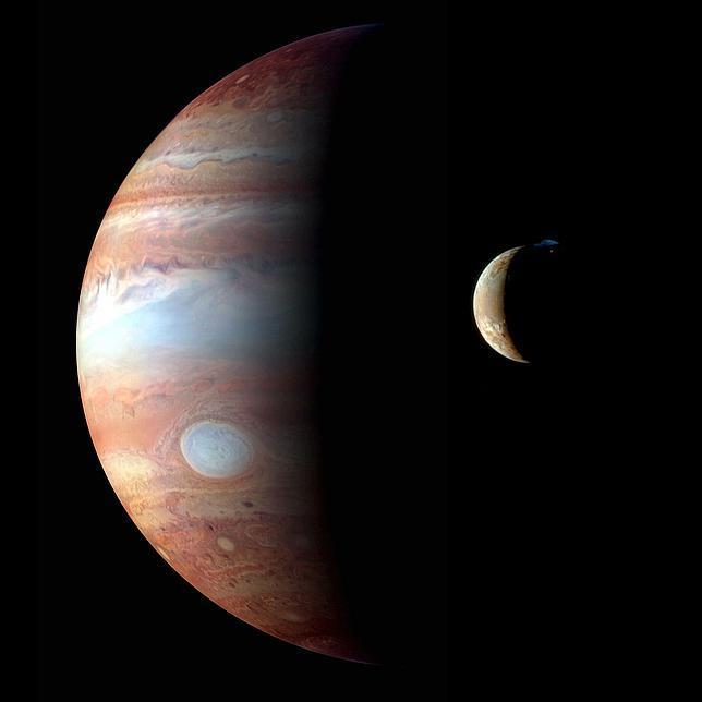La olla a presión del Sistema Solar