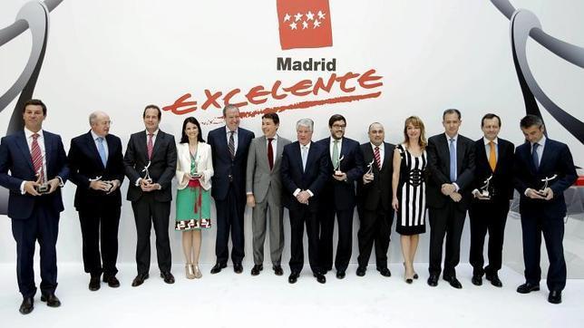 Las ocho empresas «excelentes» de Madrid