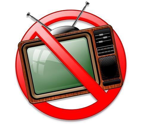 Vivir sin ver la televisión es posible