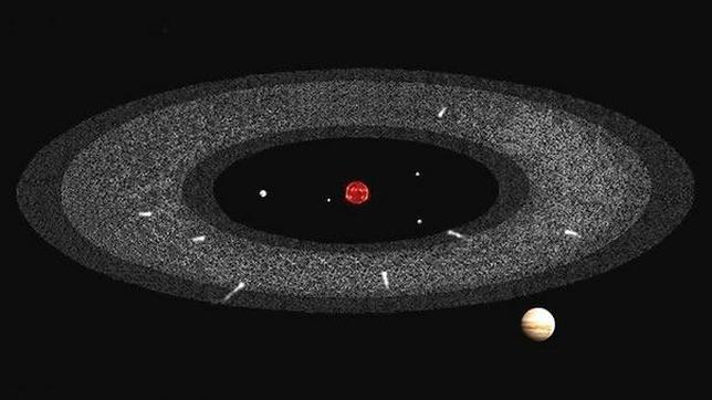 Algunos cometas pueden resucitar