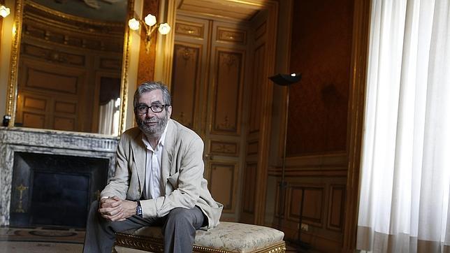 Muñoz Molina: «La ficción es un acto de resistencia contra la realidad que los que mandan nos dicen que es»