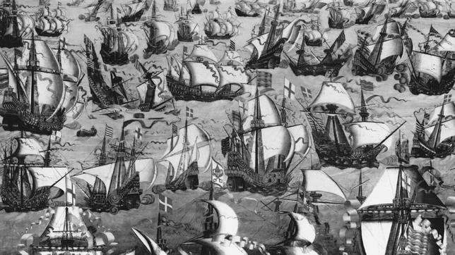 Francisco de Cuéllar: náufrago de la Felicísima Armada y héroe de España