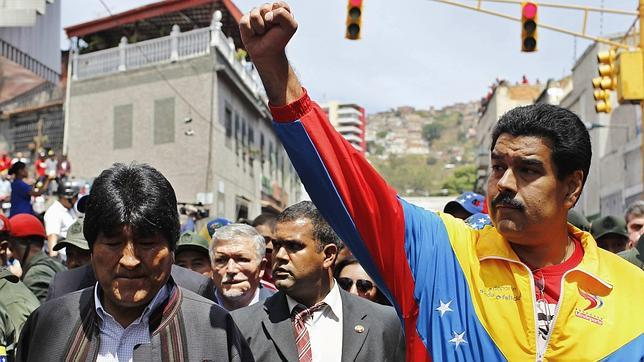 Evo Morales enviará papel higiénico a Venezuela