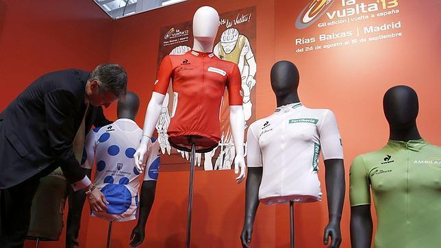 Carrefour patrocina el maillot rojo de la Vuelta
