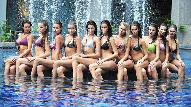 b4ef788b0775 Miss Mundo elimina la competición de bikinis en su certamen en Indonesia