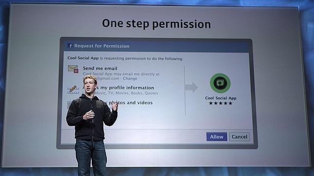 Facebook niega haber participado en el programa PRISM del gobierno de EE.UU