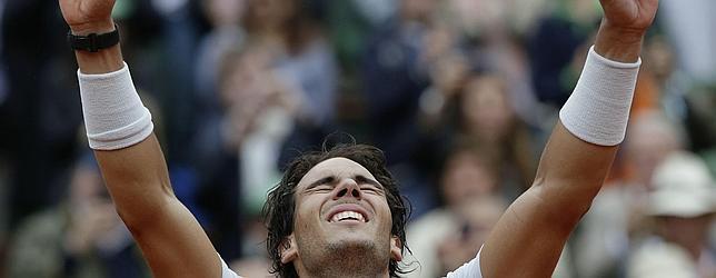 Nadal, campeón eterno en París
