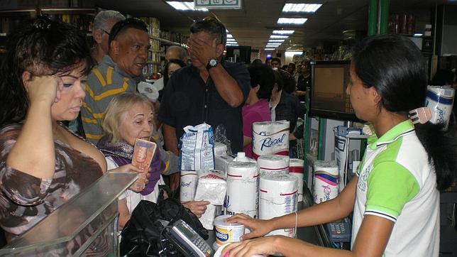 Venezuela, del maná del petróleo a la miseria
