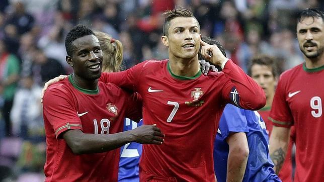 Un gol de Cristiano Ronaldo tumba a Croacia