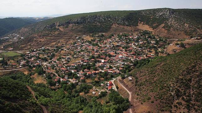 Anavra, el pueblo griego rico y sin paro