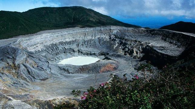 El volcán Poás se puede visitar todo el año