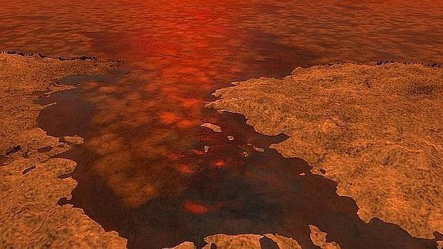 Los diez lugares más extremos del Sistema Solar