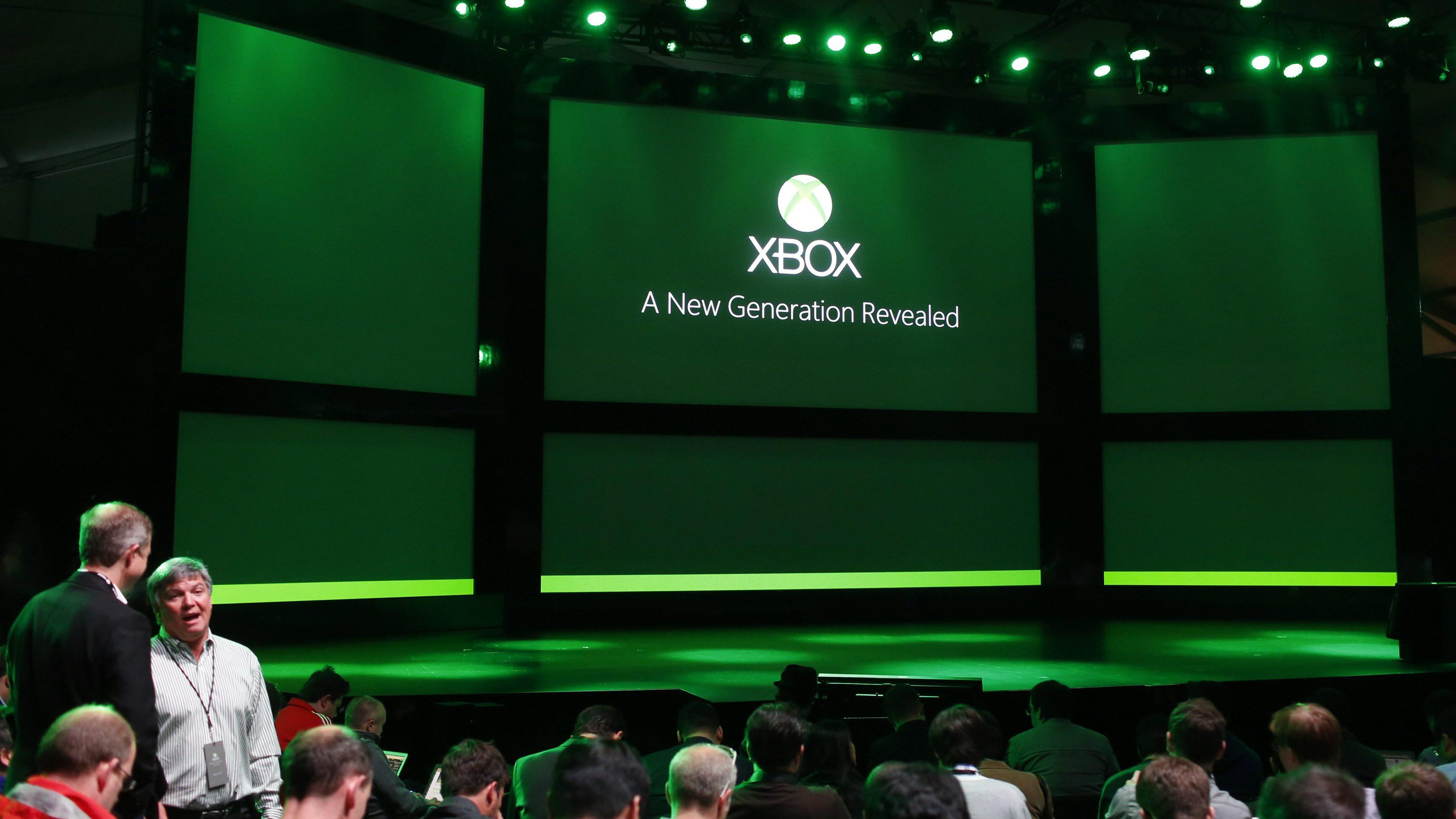 La nueva Xbox costará 499€ y estará disponible en noviembre ( Europa ) Xbox-xbox-dos