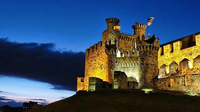 Castillos e iglesias que guardan los secretos de los templarios