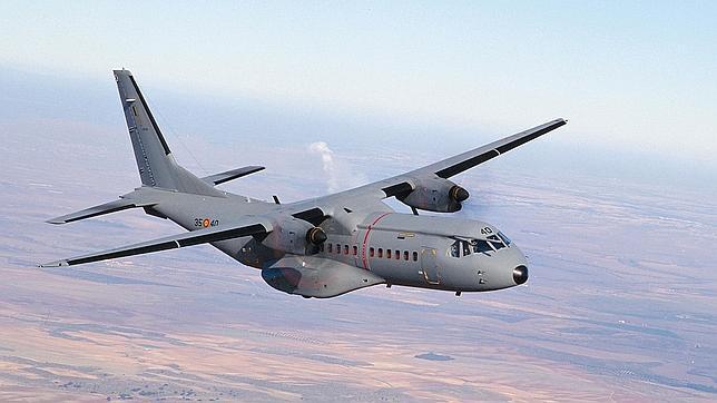 Kazajistán comprará a España dos aviones de transporte militar fabricados en Sevilla