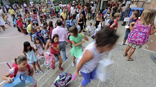 Los colegios m s demandados en la comunidad valenciana for Curso mantenimiento de piscinas comunidad valenciana