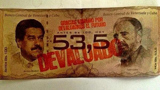 Venezuela multiplica el caos económico al incorporar un nuevo sistema de divisas