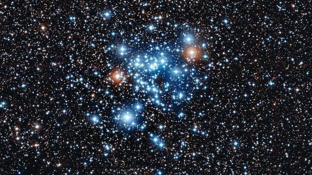 Descubren un nuevo y raro tipo de estrella