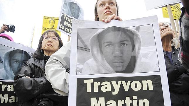 Trayvon Martin, el adolescente cuya muerte ha reabierto el conflicto racial en Estados Unidos