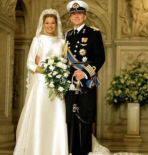 Especial bodas 2013: diez famosas que se casaron vestidas de Valentino