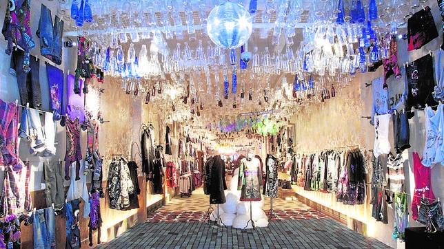 Desigual ropa desenfadada negocio muy serio for Desigual oficinas barcelona
