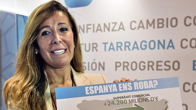 Camacho, durante la presentación de la campaña