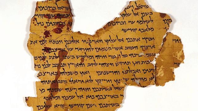 Palabras nuevas en los Rollos del Mar Muerto