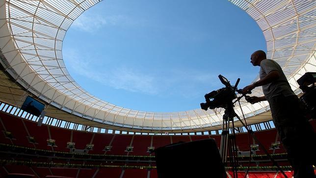 La Copa Confederaciones, un ensayo para el Mundial de Brasil