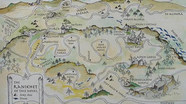 «Los pliegues de la tierra»: una historia poética y amarga de amor en Ranikhet