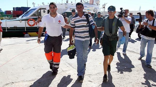 España rechazó al 63% de los inmigrantes ilegales que intentaron entrar en la UE en 2012
