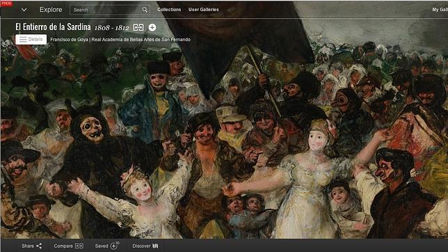Google Art Project incorpora ocho nuevos museos españoles