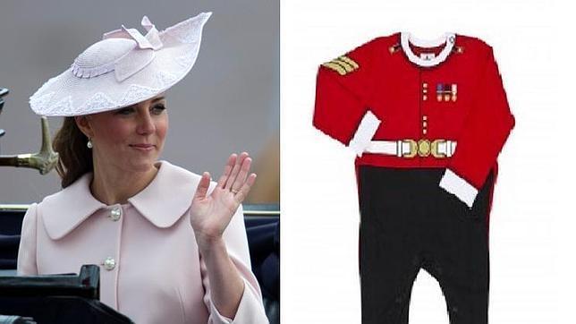 Lo que gastarán los británicos con el nacimiento del bebé de Catalina de Cambridge