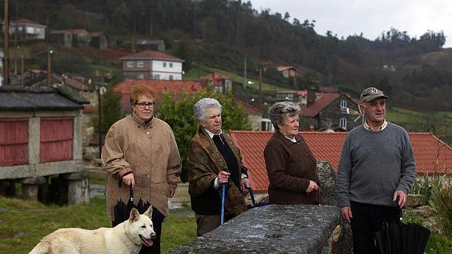 Galicia combate el abandono recuperando las 1.300 aldeas despobladas