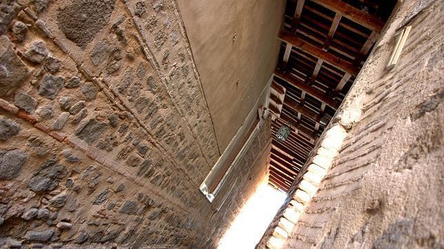Los cobertizos es una de las zonas con más encanto y magia de la ciudad de Toledo