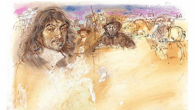 René Descartes, precursor del uso de la lógica en las matemáticas y la filosofía